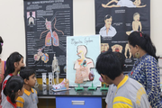 Narayana E- Techno School-Biology Lab