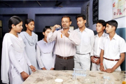 Saraswati Senior Secondary School-Chemistry Lab