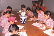 Shree Ram Ideal School-Art and Craft
