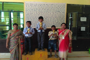 Shri Parshwanath School-Achievement