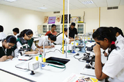 Sunglow International School-Biology Lab