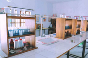 Sunshine Public School-Chemistry-Lab