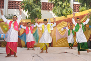 Sutlej Public School-Events