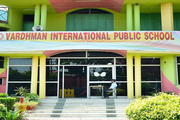 Vardhman International Public School-Campus View