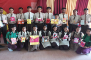 Aryan Public School-Art And Craft