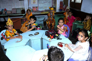 DAV Public School-Activity room