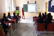 Gurukul International Senior Secondary School-Classroom