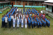 Oju Mission School-Assembly