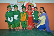 Navjyoti Century School-Fancy Dress Competition