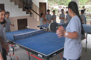 Stokes Memorial School-Sports table tennis