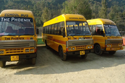 The Phoenix School of Integrated Learning-Bus