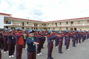 Mahabodhi Residential School-Assembly