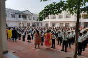 Mount Litera Zee School-Assembly