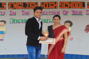 Blue Bells English High School-Award