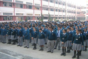 Chasnalla Academy-Assembly