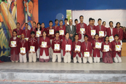 D A V Public School-Achievement
