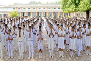 South Eastern Railway Inter College-Assembly