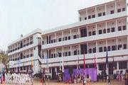 St Viveka English Medium School-School Building
