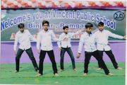Vincent Public School-Dance