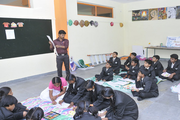 Akshara Schoo-Art and Craft Room