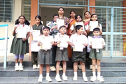 BVM Global School-Award