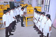 Ganga Central School-Chemistry Lab