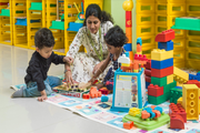 Global City International School-Activity Room