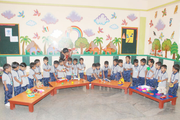 Gnanajyothi School-Activity Room