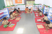 Gurukul Public School-Activity room