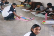 Jain School-Art and Craft