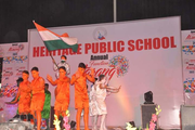 Heritage public school - annual day