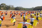 Podar International School-Annual Sports Day