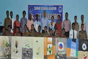 Sainik School, Bijapur - group photo