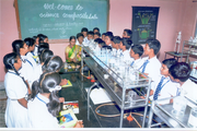 Shri Mahavir Residential English Medium School-Chemistry-Lab