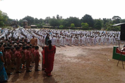 A J I Senior Secondary English School-Assembly