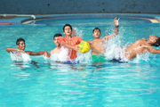 Ebenezer International Residential School-Swimming pool