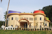 Hill view International School-School building