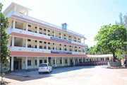 Lourdes Matha Public School-Campus View