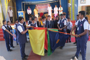Mahatma Gandhi Memorial Model School - Investiture Ceremony