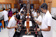 Mes International School-Biology Lab