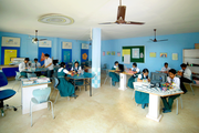 Mother India International Residential Public School-Maths Lab