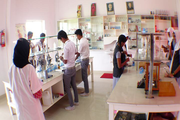 Sapphire Central School-Science Lab