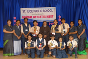 St Jude Public School-Acheivements