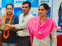 NEET Result: Akansha Singh Attains Full Marks, Loses Top Rank Due To Younger Age