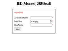 JEE Advanced Result 2020 Live Updates: Results Out, Check Toppers, JEE Cut Off Marks, JoSSA Counselling