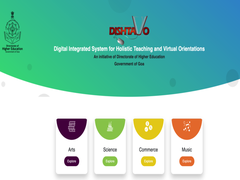 DISHTAVO: Goa Chief Minister Launches Online E-Learning Platform