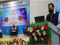 NIPER Hyderabad Celebrates Its 14th Foundation Day Virtually
