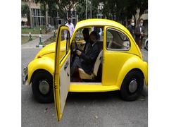 IIT Delhi Research Centre Launches 'Electric Beetle'
