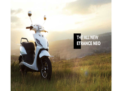 IIT Hyderabad Startup PURE EV To Launch 'Etrance Neo' Electric Scooter