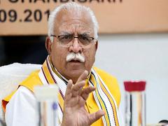 Haryana Chief Minister Approves Project Of Establishing Panchayat Libraries